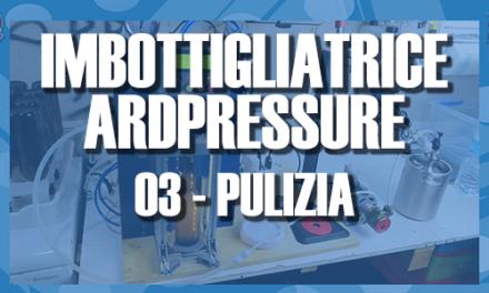 IMBOTTIGLIATRICE ARDPRESSURE – EP.03