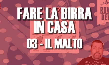 FARE LA BIRRA IN CASA – 03